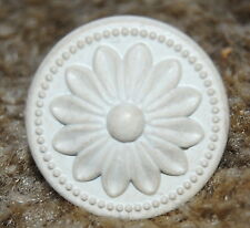 Chic FURNITURE Hardware Drawer Knob Door Pull Antique White Shabby Victorian