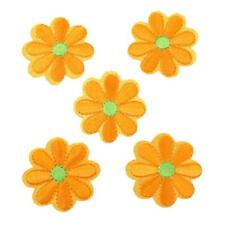 Flower Embroidered Patch Cool Gift Iron On Badge Hat Bag Clothes Applique 8C