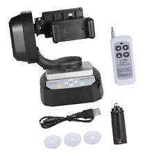 YT-500 Remote Control Motorized Pan Tilt Head for Gopro SLR Camera Cellphone