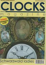 CLOCKS - Richard Foe, Epperstone lantern clocks. Schwarzwald ladies.    L104