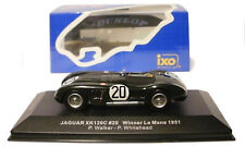 IXO LM1951 Jaguar XK120C #20 Le Mans Winner 1951 - Walker/Whitehead 1/43 Scale