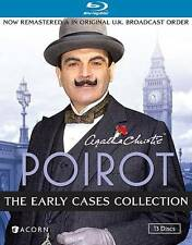 Agatha Christie's Poirot: The Early Cases Collection - Blu-ray Region A (USA)