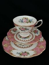 """Exquisite Royal Albert """"Lady Carlyle"""" Good As New"""