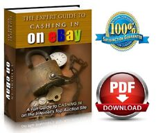 ebook The Expert Guide to Cashing in on eBay New Pdf With Mrr Free Shipping
