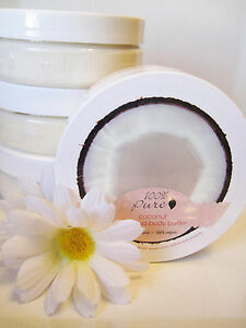SALE -100% Pure Whipped Body Butter- Choice of 2 Scents- from Purity Cosmetics