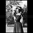 Photo F.007441 ROMY SCHNEIDER (LES JEUNES ANNÉES D'UNE REINE) 1954