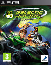 Ben 10 Galactic Racing ~ PS3 (in Great Condition)