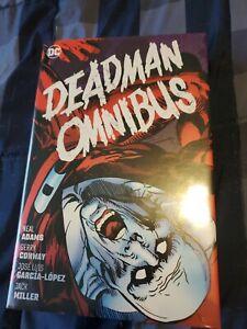 DEADMAN OMNIBUS neal adams Batman sealed