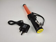 Marshalling Wand Rechargeable with charger
