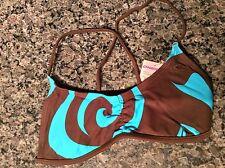 NWT Oneil Swimsuit Swim bikini 2 Piece Top & Bottom Small (xs)