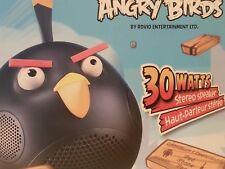 Angry Birds Black Bird Speaker For iPod/iPad/iPhone