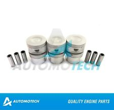 SIZE 040 - Piston Set For Ford Mustang Thunderbird Windstar 3.8L