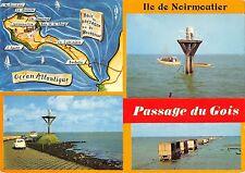BR54353 Ile De Noirmoutier vues sur le Gois france