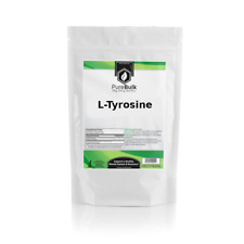 L-Tyrosine Powder 100% Pure Amino Mood Supplement 3rd Party Tested (Variations)
