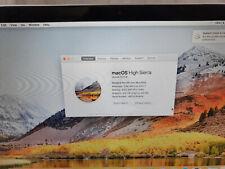 Apple Mac book Pro, 15 Inch, 500GB HDD, 6GB RAM, Intel i7 Processor, Mid 2010