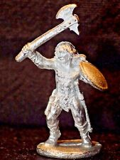 Grenadier BARBARIAN w AXE 850 Guthrie Dungeons Dragons Miniature Metal Fighter