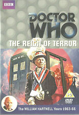 Dr Who – 1st Dr The REIGN OF TERROR *New & SEALED* Region 2   (6-Parter)