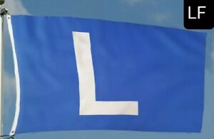 Chicago Cubs Blue Loss Flag White L 3x5 ft Wrigley Field Lose Flag Deluxe Banner