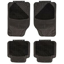 Rubber and Carpet Floor Mats Toyota Auris Touring Sports 2013-2018