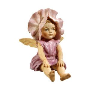 Flower Fairy Wickenbaby Deko Figur Elfe Fee Blumenkind NEU