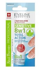 EVELINE NAIL THERAPY 8IN1 SENSITIVE Total Action Intensive Nail Hardner