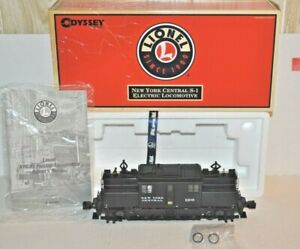 LIONEL 6-18351 NEW YORK CENTRAL S-1 ELECTRIC LOCO W/TMCC & ODYSEY SYSTEM OB