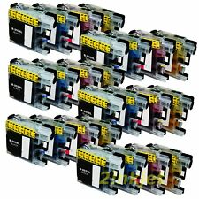 24pk New LC-203XL LC203XL Ink For Brother LC201 MFC-J680DW MFC-J880DW MFC-J885DW