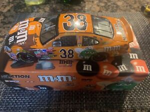 Very Rare Action 1/24 Elliott Sadler 2003 Taurus M&M/Halloween Bank 1 Of 480