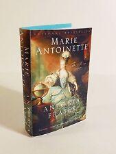 """Fraser biography """"Marie Antoinette"""" faux mini book for FR, Barbie,12"""" dolls"""