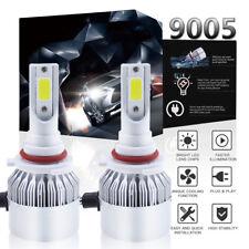 C6 Series 9005 HB3 LED Headlight For Honda Pilot 2006-2018 High Beam Pure White