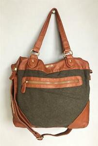 Rip Curl CONFESS BAG Womens Ladies Shoulder Hand Bag New - LSB5AA Tan Rrp$69.99