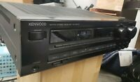 Kenwood AM/FM Stereo Receiver KR-A5070 Tuner and Amplifier, System Tested, Black