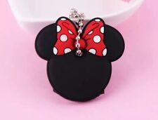 Disney Minnie Mouse Key Fob Cover. New. Xmas, Gift, Reveal