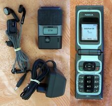 Nokia 7200 Flip Mobile phone Type RH-23 GOOD CONDITION!!! (7270 6125 n92 6125)