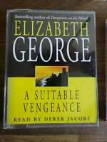 Elizabeth George A Suitable Vengeance   2 cassette audio book