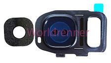 Lente Cámara Carcasa N Cubierta Camera Lens Frame Cover Samsung Galaxy S7 Sprint