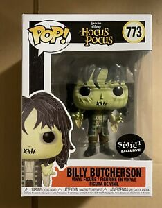 Funko Pop Disney Hocus Pocus Billy Butcherson #773 - Spirit Halloween Exclusive