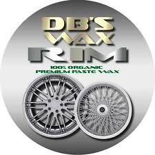 Rim Wax by DB's Wax for your tires 100% Organic BOGO