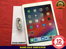Apple iPad Air 1st Gen. 128GB, Wi-Fi, 9.7in - Silver iOS 12 -Ref 221