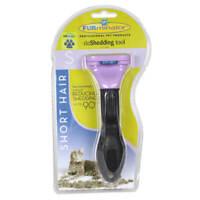 Small CAT Brush FURminator Grooming deShedding Tool Comb short hair