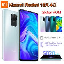 Xiaomi Redmi 10X 4G Global ROM Redmi Note 9 128GB 4GB 5020mAh 18W Fast Charging