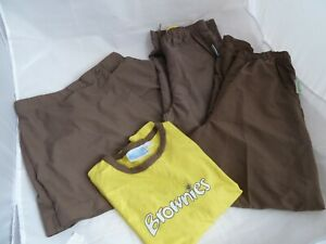 "Brownies Bundle 28"" Waist - Chest Trousers, Skort, T-shirt"