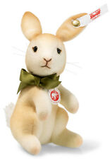 Steiff Mini Rabbit - limited edition velvet bunny - 006784