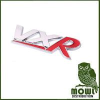 Vauxhall Astra Corsa Insignia VXR Badge VXR Logo 3M Sticky Tape Rear