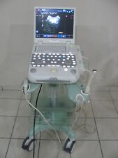 Esaote MyLabFive Ultrasound machine with cart and two probes(convex+vaginal)