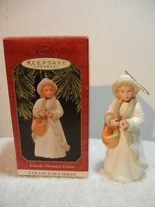 Hallmark Keepsake Ornament Kolyada Christmas Visitors 1997  Mint in Box