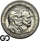 1936 Gettysburg Commemorative Half Dollar Key Date Civil War Commem
