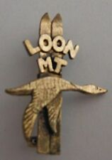 LOON MT. PINBACK - MARKED AC