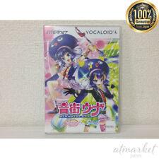 Neu Vocaloid 4 Bibliothek Ton Bereich Una PC Software Musik Produktion Von Japan