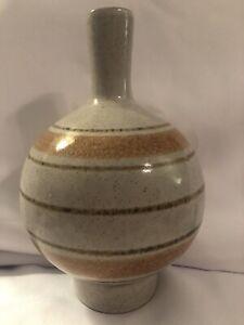 Vintage MCM Pottery Craft of California Palomino Decor Studio Vase Pot Southwest